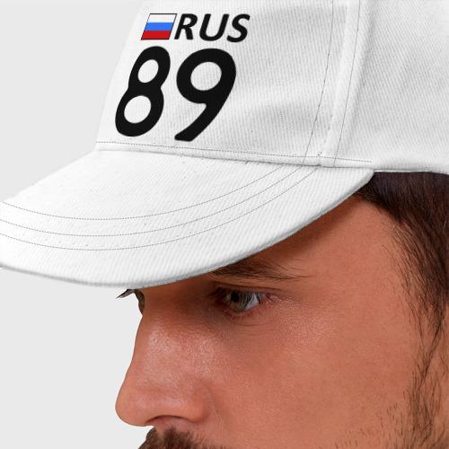 Бейсболка Ямало-Ненецкий АО (89)