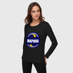 Эмблема - Марина