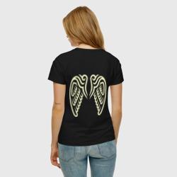 Ангел (крылья) (glow)