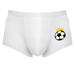 Будущий король футбола