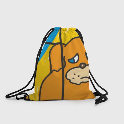Рюкзак-мешок 3D  Фото 01, Семья - это место, где тебя всегда ждут