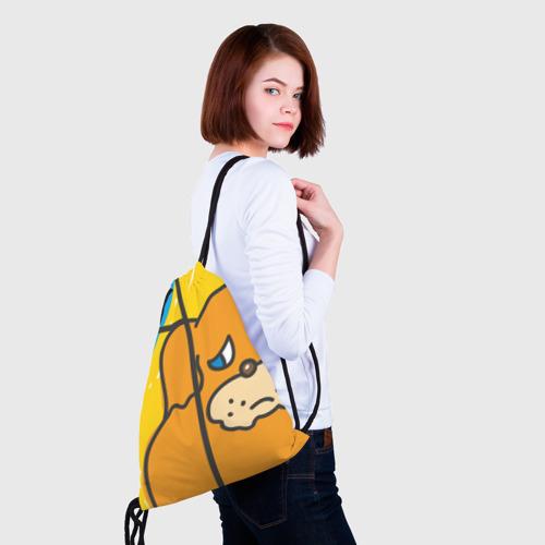 Рюкзак-мешок 3D  Фото 02, Семья - это место, где тебя всегда ждут