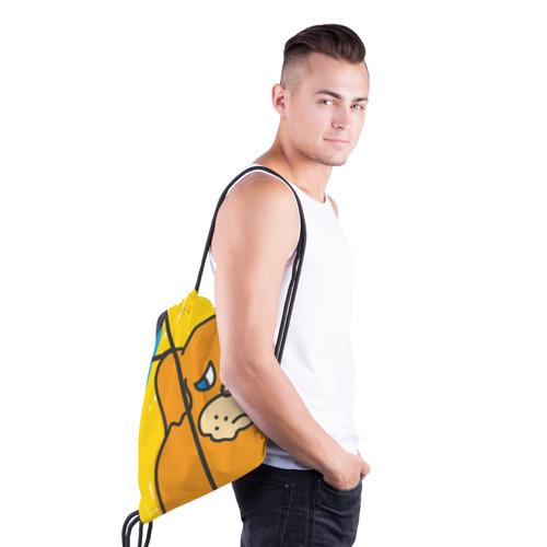 Рюкзак-мешок 3D  Фото 03, Семья - это место, где тебя всегда ждут