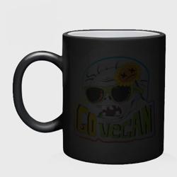 Go vegan (zombie)
