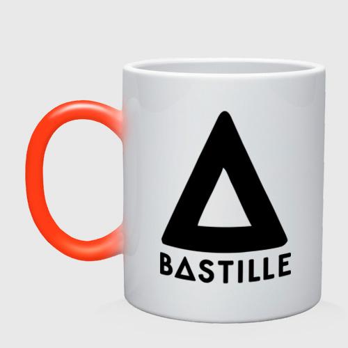 Кружка хамелеон  Фото 01, Bastille