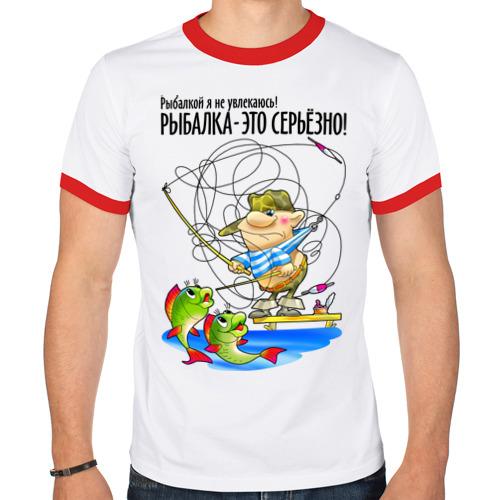 футболки рыбаков спортсменов