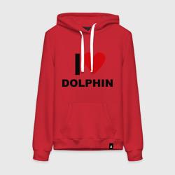 I LOVE DOLPHIN