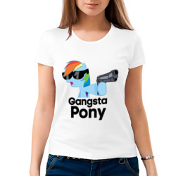 Gangsta pony