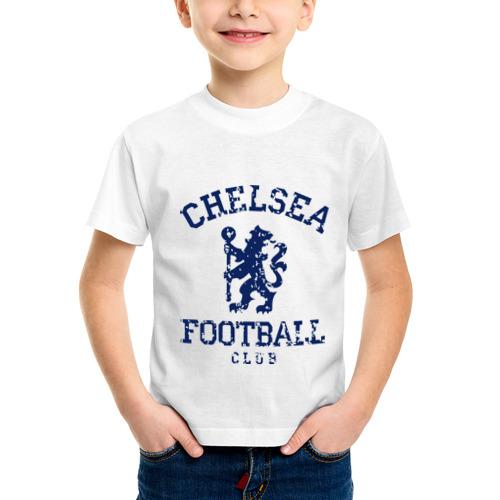 Детская футболка синтетическая Chelsea FC от Всемайки