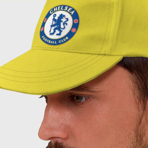 Бейсболка Chelsea logo
