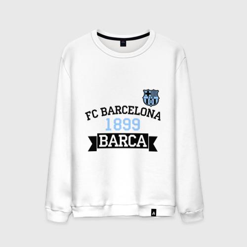 Мужской свитшот хлопок Barca