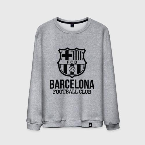 Мужской свитшот хлопок  Фото 01, Barcelona FC
