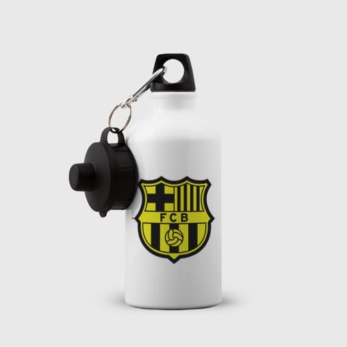 Бутылка спортивная  Фото 03, Barcelona logo