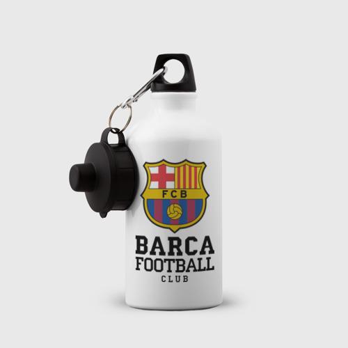 Бутылка спортивная Barcelona FC Фото 01