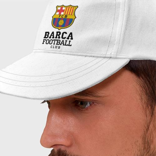 Бейсболка Barcelona FC