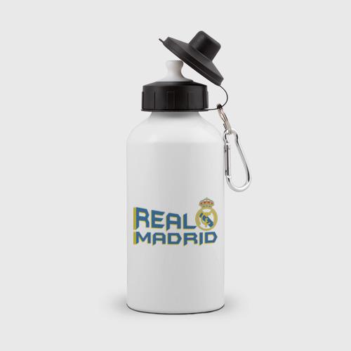 Бутылка спортивная  Фото 01, Real Madrid