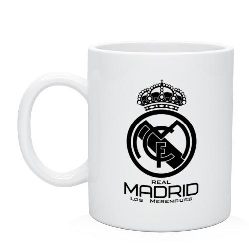 Кружка Real Madrid от Всемайки