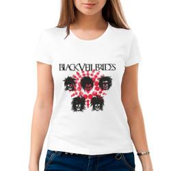 Black veil brides (черепушки)