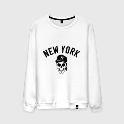 New York (gangsta skull)