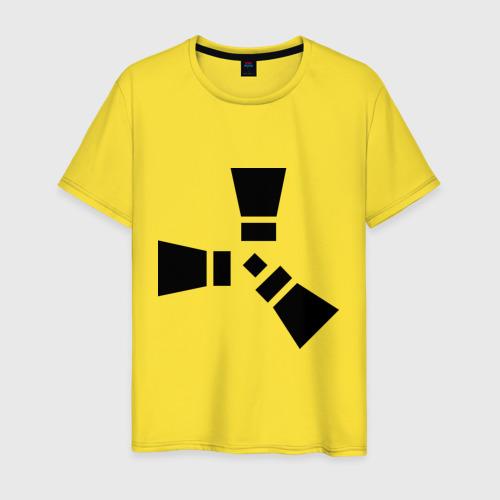 Мужская футболка хлопок Rust XS фото