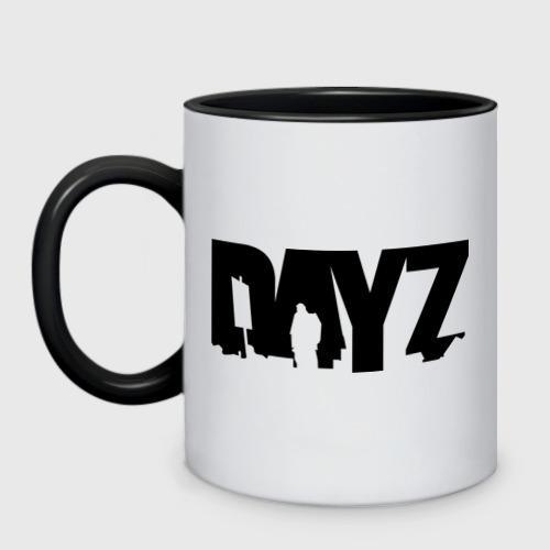 Кружка двухцветная  Фото 01, DayZ