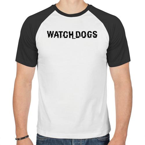 Мужская футболка реглан  Фото 01, Watch Dogs