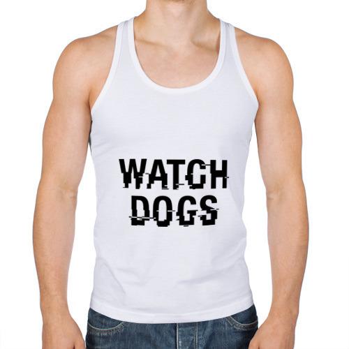 Мужская майка борцовка  Фото 01, Watch Dogs