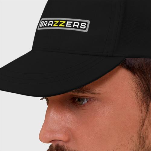 Бейсболка Brazzers