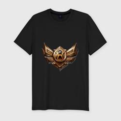 Эмблема бронза