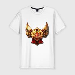 Эмблема золото