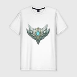 Эмблема серебро