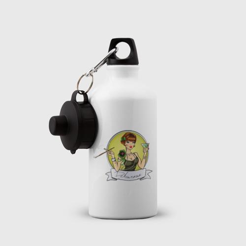 Бутылка спортивная  Фото 03, Ретро девичник