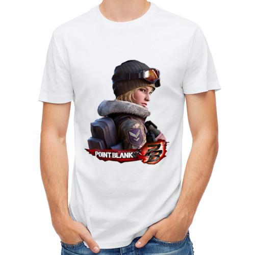 Мужская футболка синтетическая Point Blank от Всемайки