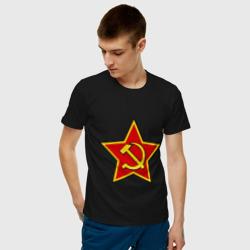 Звезда с серпом п и молотом