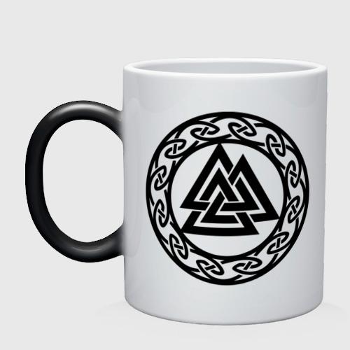 Валькнут - символ Одина