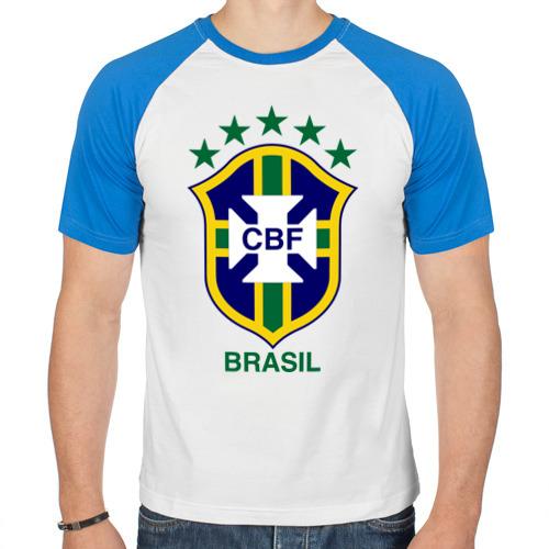 Мужская футболка реглан  Фото 01, Сборная Бразилии по футболу