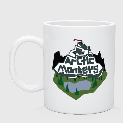 Кружка Arctic monkeys mountain