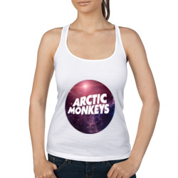 Arctic monkeys space logo