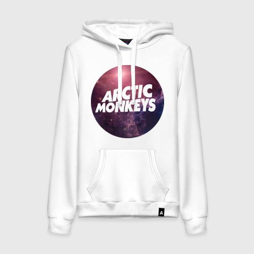 Arctic monkeys space logo