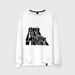 Arctic monkeys надпись