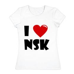 I LOVE NSK - интернет магазин Futbolkaa.ru