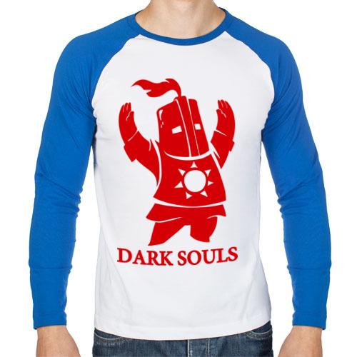 Мужской лонгслив реглан Dark Souls