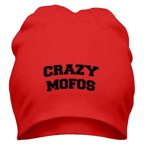 Шапка Crazy Mofos