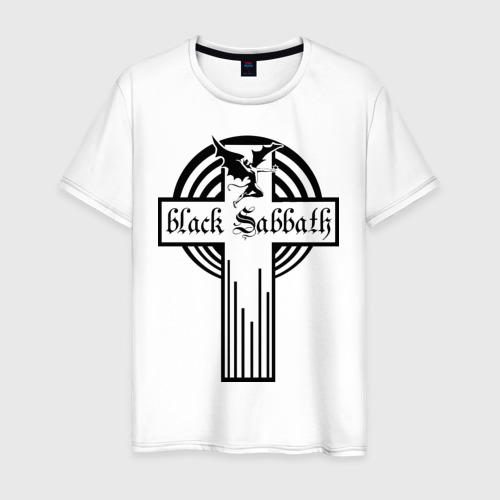 Мужская футболка хлопок Black Sabbath Фото 01