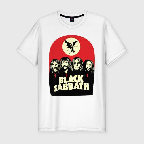 Мужская футболка премиум  Фото 01, Black Sabbath