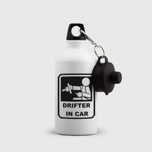 Бутылка спортивная  Фото 04, Drifter in car