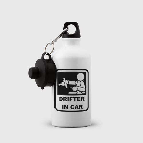 Бутылка спортивная  Фото 03, Drifter in car