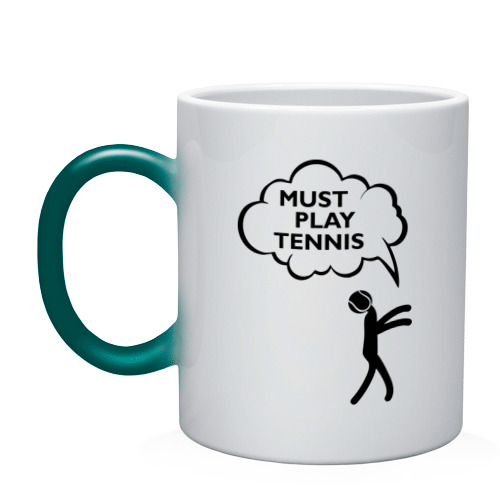 Must play tennis