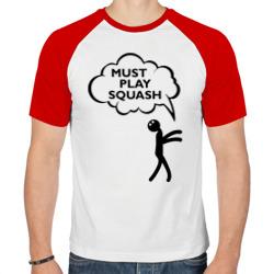 Must play squash