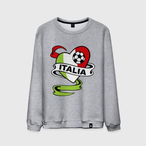 Мужской свитшот хлопок  Фото 01, Сборная Италии по футболу
